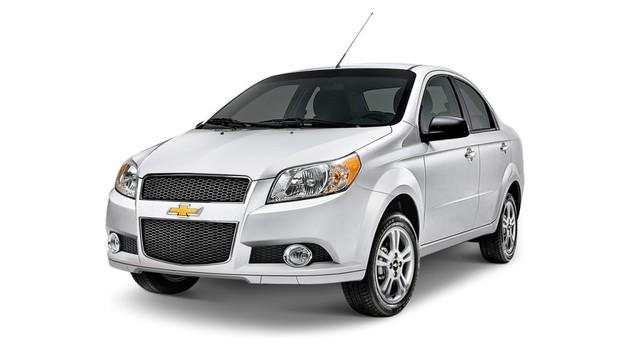 Chevrolet Aveo 2015 Egypt